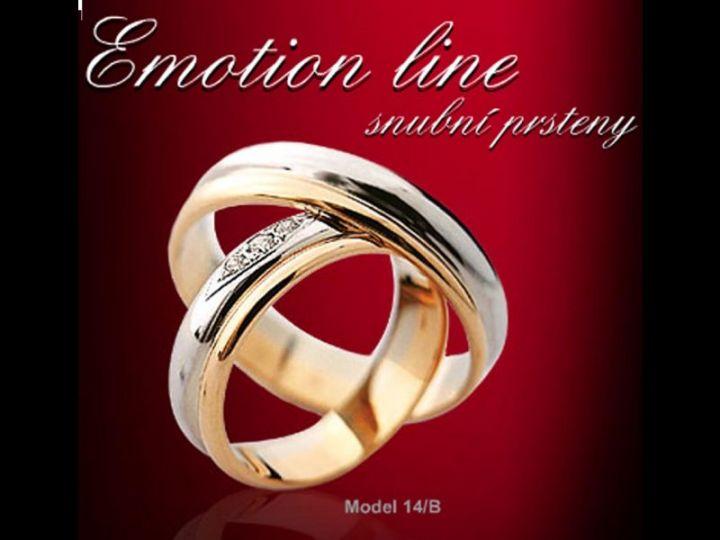 Snubni Prsteny Retofy Kolekce Emotion Line Hodinky Klenoty Cz