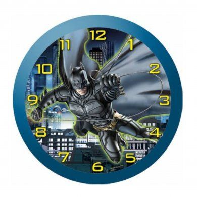 Dětské hodiny Batman B1797  ede697ebd8
