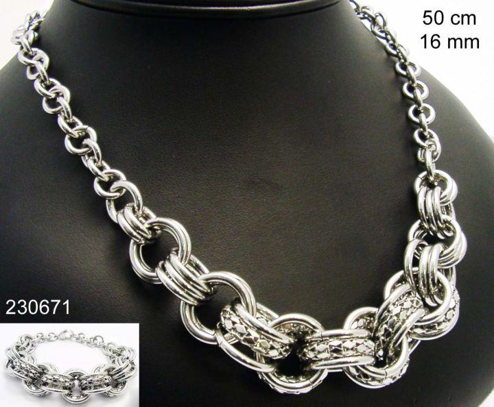 a9df4a6cd Ocelový náhrdelník EXEED 50 cm | Hodinky-klenoty.cz