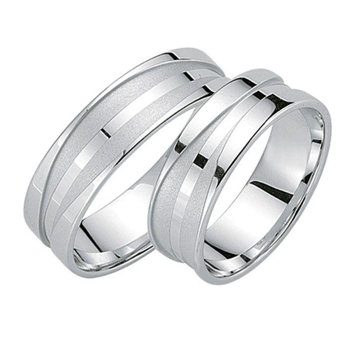 Snubni Prsteny M306 Hodinky Klenoty Cz