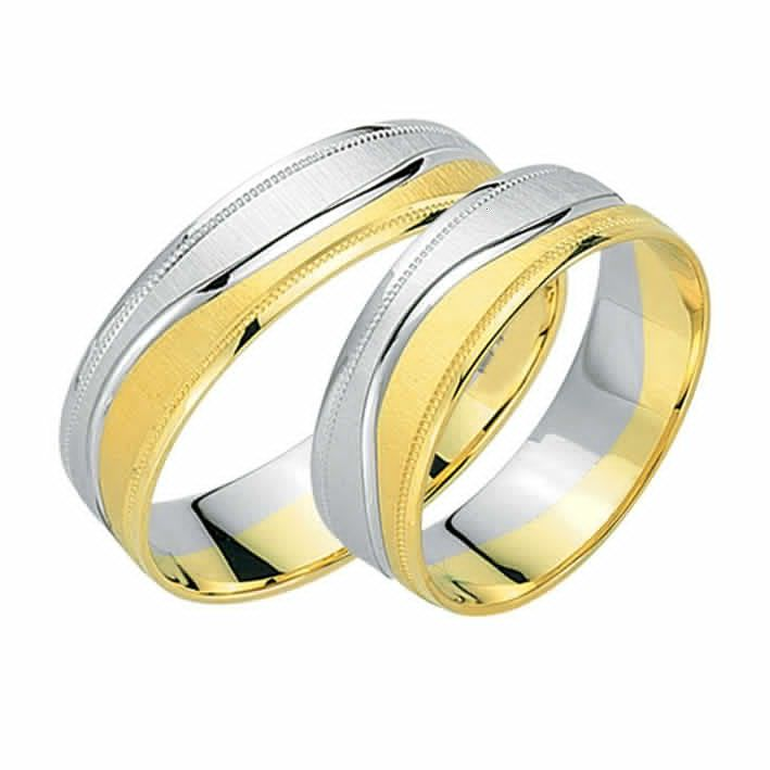 Snubni Prsteny M311 Hodinky Klenoty Cz