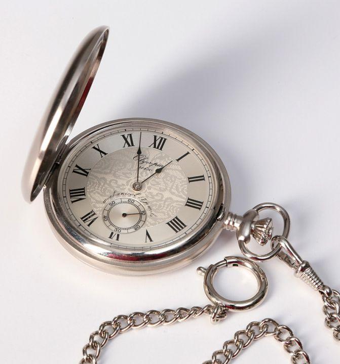 077a5572131 Mechanické kapesní hodinky Olympia Retro 35030 ...