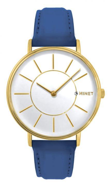 Dámské ocelové hodinky MINET MWL5031  826a432273