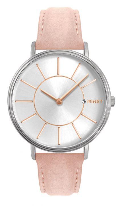 Dámské ocelové hodinky MINET MWL5033  73483a0c65